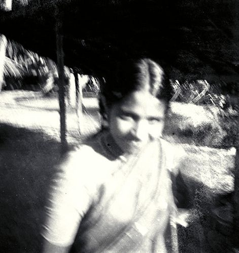 vintage black and white picture of amma - Google Search