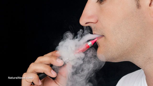 """E-cigarettes loaded with toxic chemicals, study finds One must be """"slow"""" to criticize e-cigarettes though, because across the globe, millions of people are thanking e-cigs for helping them get off commercial """"cancer sticks."""" Some of the e-cigs don't even contain nicotine, so there's a tradeoff there too. But what happens when you DO smoke embalming fluid (formaldehyde) -- are you slowly """"embalmed""""?"""