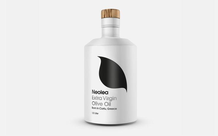 The new greek olive oil, born in Corfu on Behance