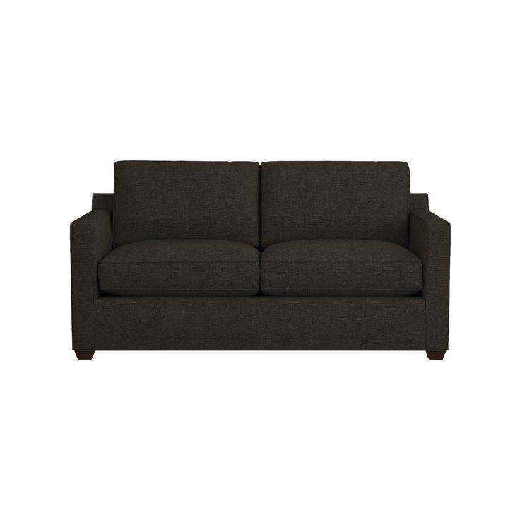 Davis Full Sleeper Sofa | Crate and Barrel