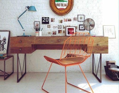 die 25 besten ideen zu schreibtisch selbst bauen auf pinterest schreibtischideen. Black Bedroom Furniture Sets. Home Design Ideas