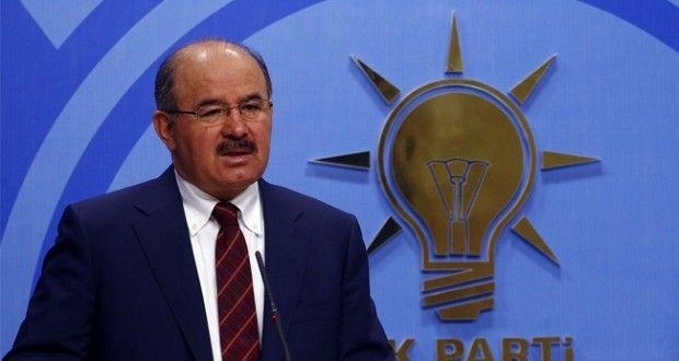 AK Parti'den Mısır'da darbe açıklaması |