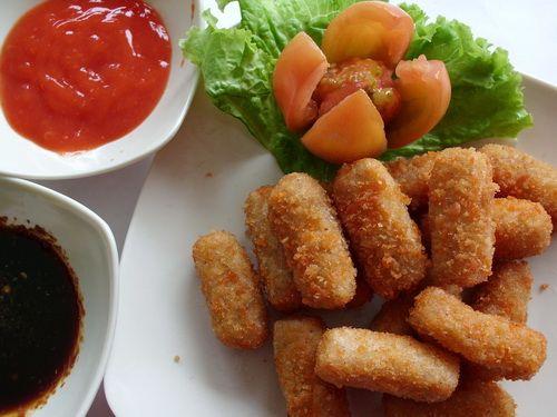 Cara membuat Nugget Singkong, untuk lihat resep dan cara mudah nya silahkan klik, kuliner-ilmci.com