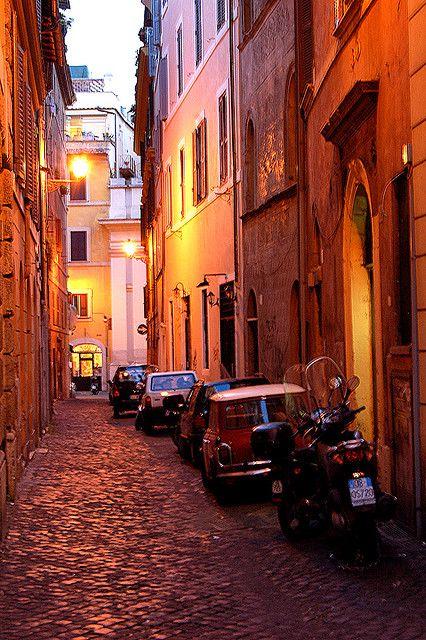 #IrresistiblyItalian My Favorite ... Rome