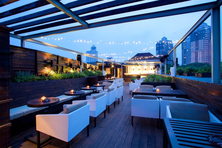 Glo London,Bakery Café, Gastro Grill, Lounge Bar and rooftop BBQ, Shanghai, by…