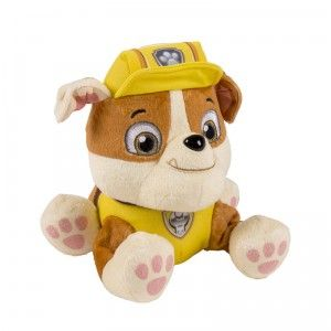 Paw Patrol Pup Pals Rubble stuffed animal
