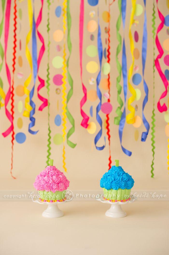 ... smash backdrop twin first birthday birthday photos birthday ideas cake