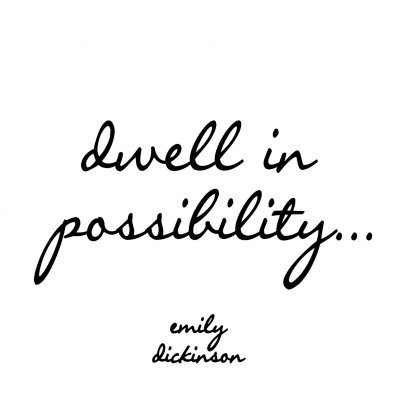 emily dickinson.: Thoughts, Dwell, Life, Quotes, Emily Dickinson, Wisdom, Things, Living, Emilydickinson