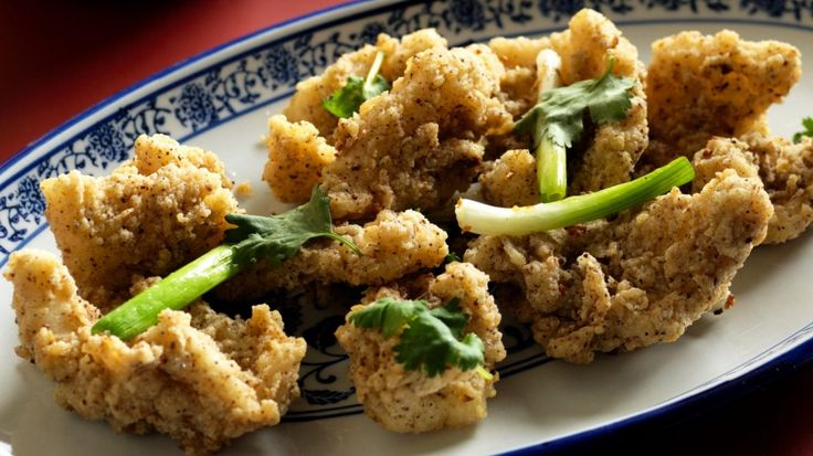 Neil Perry's salt and pepper squid recipe