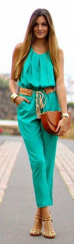 Enterizo-The Fashion Blogger Marianela