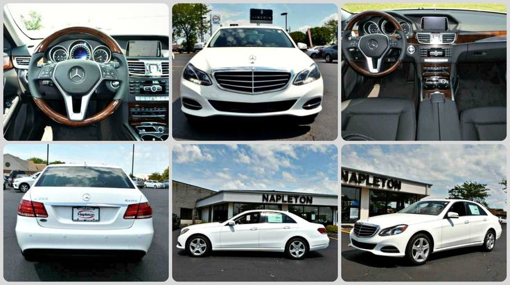 New 2014 Mercedes-Benz E-Class E350 Luxury