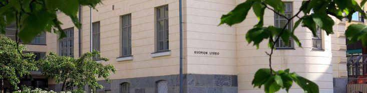 Kuopion Lyseo » Lyseo