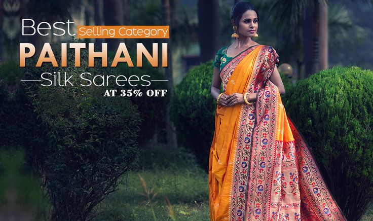 IT'S HERE! Premier #Paithani Wedding Collection has arrived!