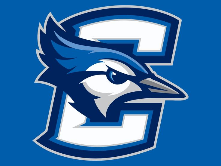 Image result for creighton logo colored background