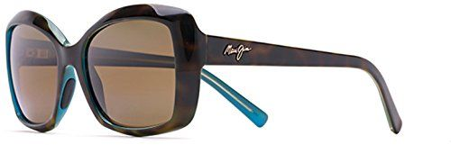 Maui Jim Sunglasses Orchid Tortoise/Peacock/HCL Bronze Polarised H735-10P