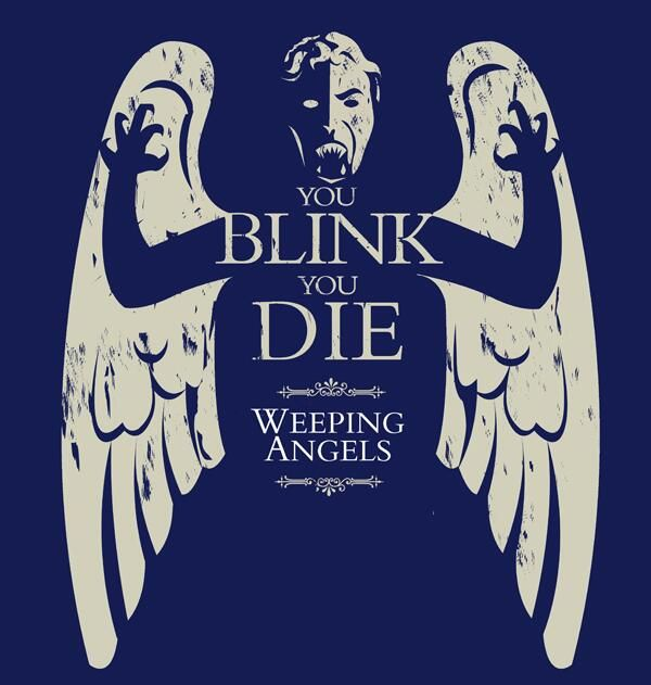 Weeping Angels.