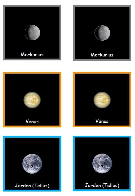 Planetmemory från villemo.com
