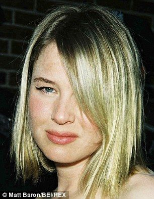 Renee Zellweger looks unrecognisable as she steps out with ...
