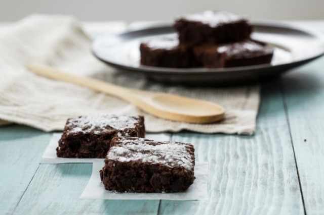 Brownies made with Bisquick?  Who knew?!  Source: Thinkstock