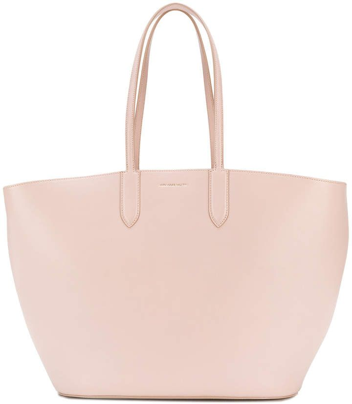 #Blush #Pink Shopper #Handbag from Alexander McQueen for that ultimate #Luxe Look with an Edge   #Ad