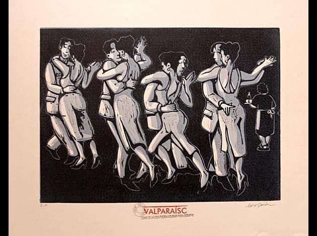 Loro Coiron - Tango por 4 parejas