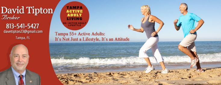Check out our website dedicated to the Tampa 55+ Active Adult Lifestyle. Search homes for sale in Active Adult communities and read about local events and lifestyle articles.