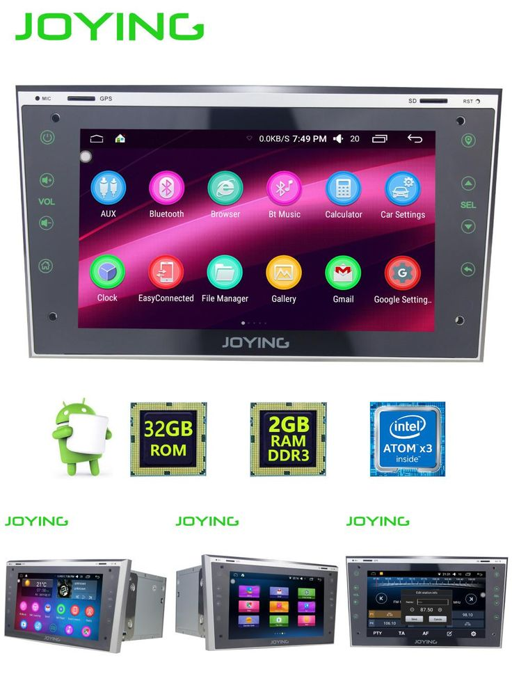 [Visit to Buy] JOYING 2GB RAM 7inch full touch screen android 6.0 car radio for Opel astra/combo car head unit GPS player for Opel vectra/Corsa #Advertisement