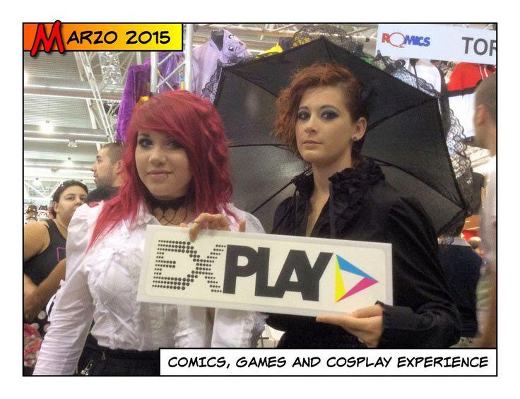 #ExPlay al Romix 2014