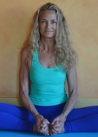 Let it all go! Colleen Saidman Yee's 7 poses to release trauma in the body.