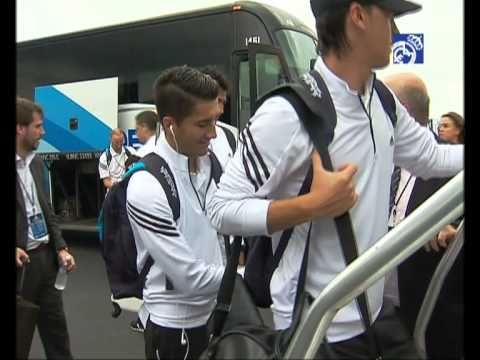 Sergio Ramos Real Madrid is now in the Spanish capital