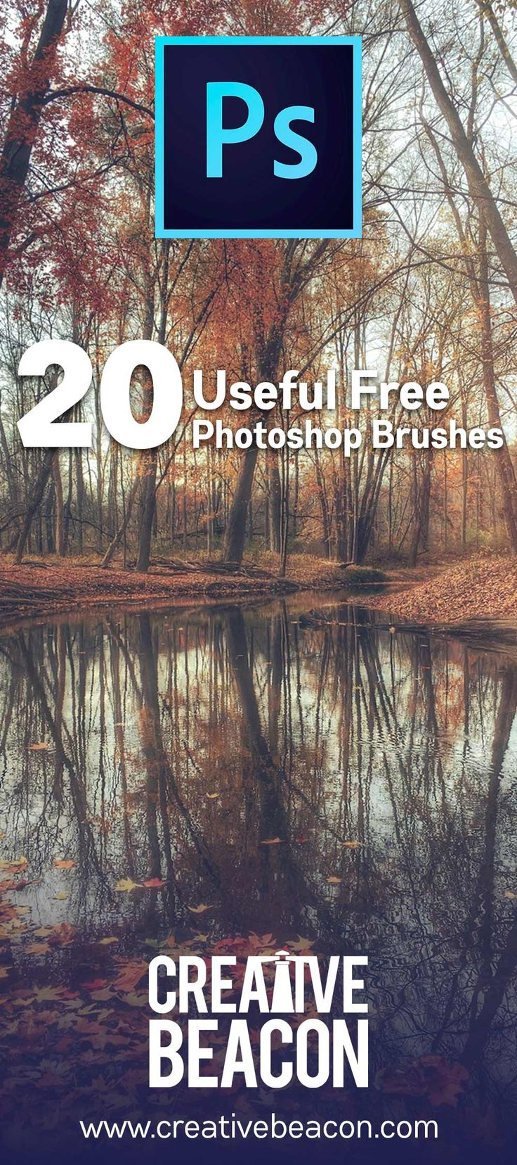 20 Useful #Free #Photoshop Brushes for killer work!