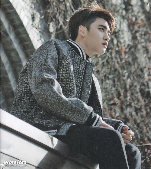 Imagem de exo, d.o, and kyungsoo