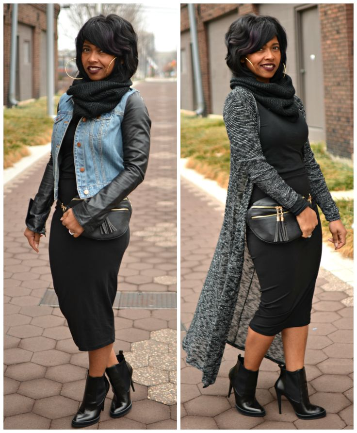 """Switch It Up: All Black ~ """"Sweenee Style"""""""