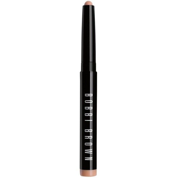 Bobbi Brown Long-Wear Cream Shadow Stick, Long-Wear Brow & Eye... ($29) ❤ liked on Polyvore featuring beauty products, makeup, eye makeup, eyeshadow, malted pink, nude beach, stone, truffle, eye brow makeup and bobbi brown cosmetics