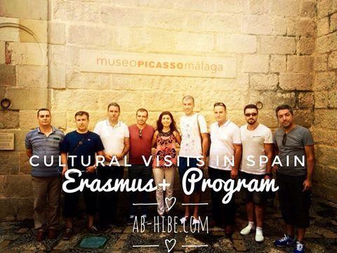 Cultural visits in Spain