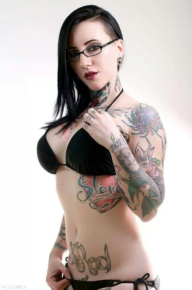 Pin On Sexiest Tattoo Girls-8165