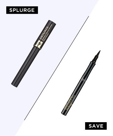 Best Drugstore Dupes for High-End Beauty Products  EYELINER  = Lancome vs. L'Oreal  Lancome tests on animals in China, and currently so does L'Oreal, but L'Oreal is actively trying to change the law mandatory animal testing law in China (I give them kudos for that, but still won't buy until they stop animal testing)