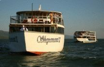 Shayamanzi Houseboat, KwaZulu-Natal. Soak up the scenery on the steep gorge or cruise the northern shores and the channels of the Pongola River where the wildlife viewing is spectacular.