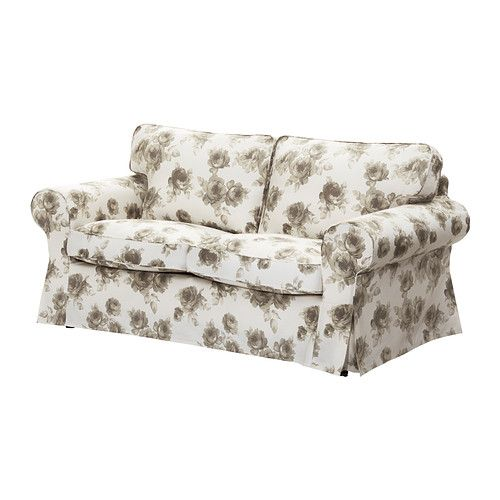 $479 EKTORP Loveseat IKEA Easy To Keep Clean With A Removable,machine  Washable Cover.