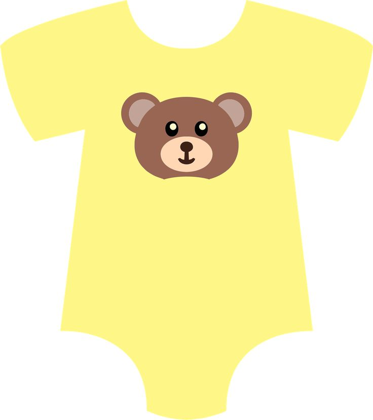 62 best Onesie clipart images on Pinterest | Baby showers ...