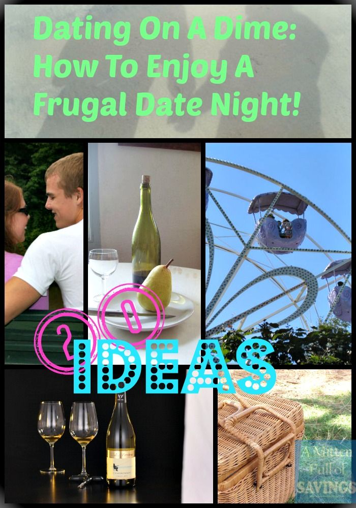Dating on a Dime: 20 Frugal Date Night Ideas