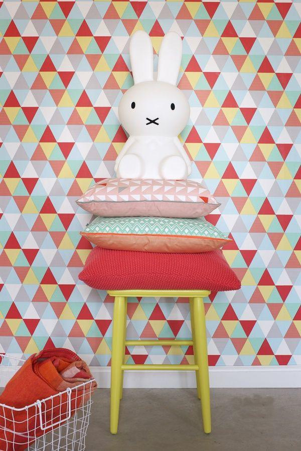 The Coolest Wallpapers for a Kid's Bedroom - Petit & Small