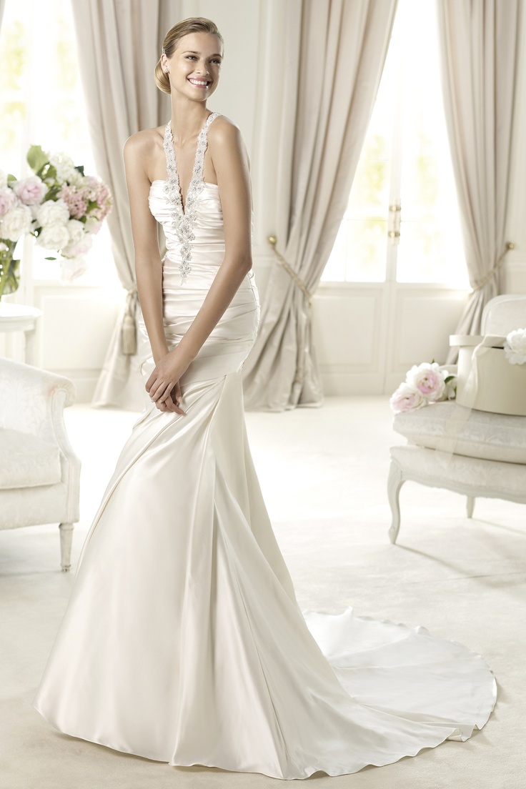 45 best Wedding Dress images on Pinterest   Wedding frocks, Short ...
