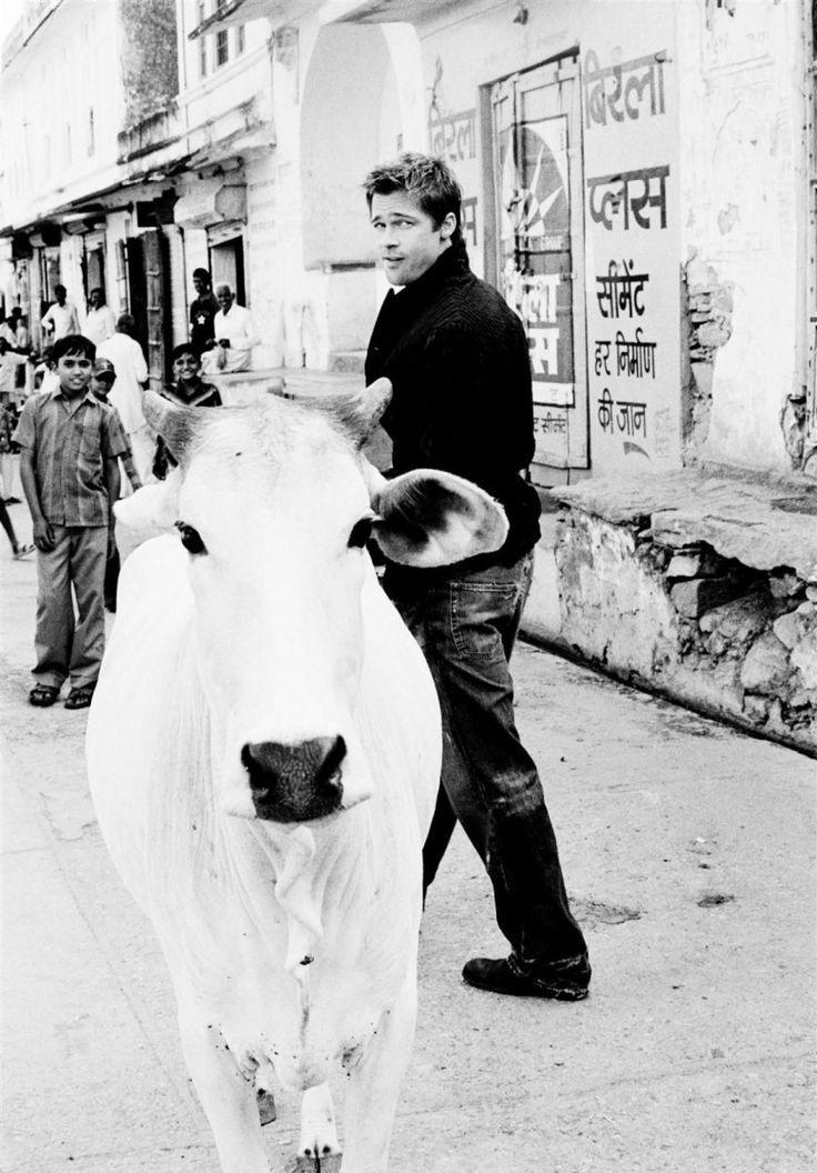Brad Pitt : Seven Years in Tibet (1997)
