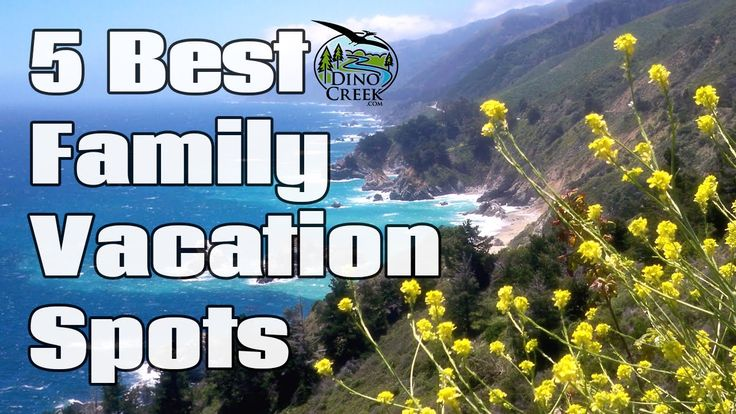 Cool 5 Best Family Vacation Spots | Underrated Vacation Destinations - video