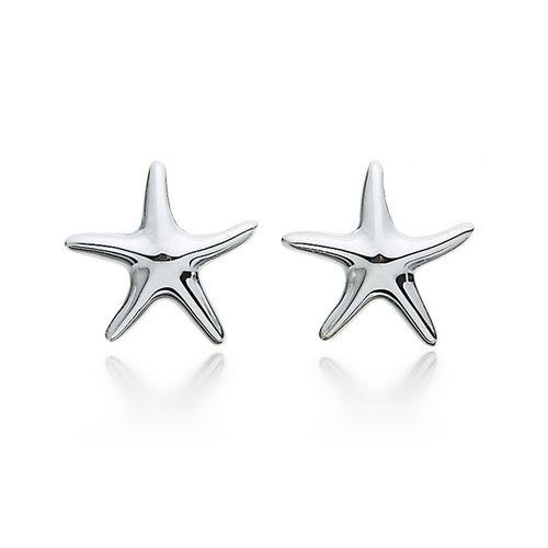 Designer Starfish Earrings