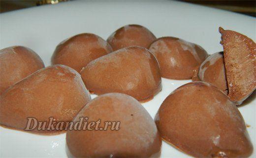 Шоколадные конфеты «Аленка»   Диета Дюкана