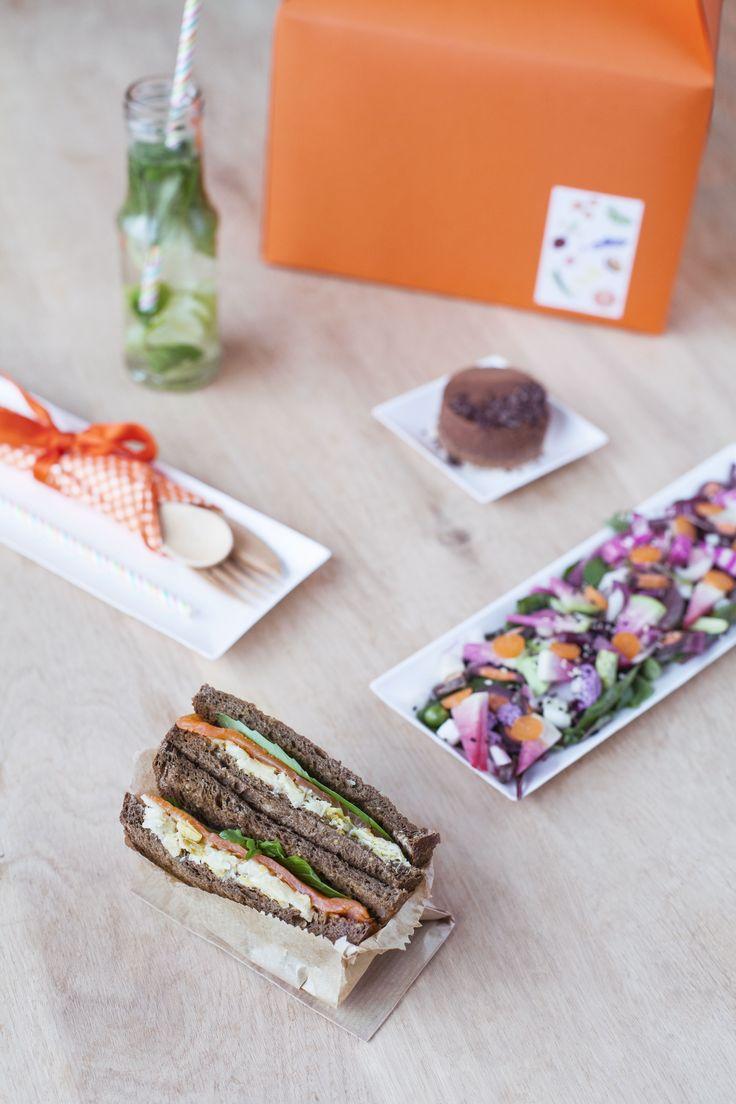 les 25 meilleures idées de la catégorie livraison repas à domicile ... - Cuisine Livree A Domicile
