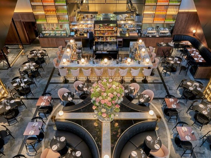 This is officially the most beautiful restaurant in the world – and it's in London