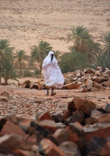 Photo taken in Chinguetti, Mauritania
